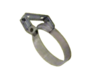 Collier de fixation murale D200mm Inox