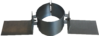 Bride de fixation haute - Diamètre : 200 mm