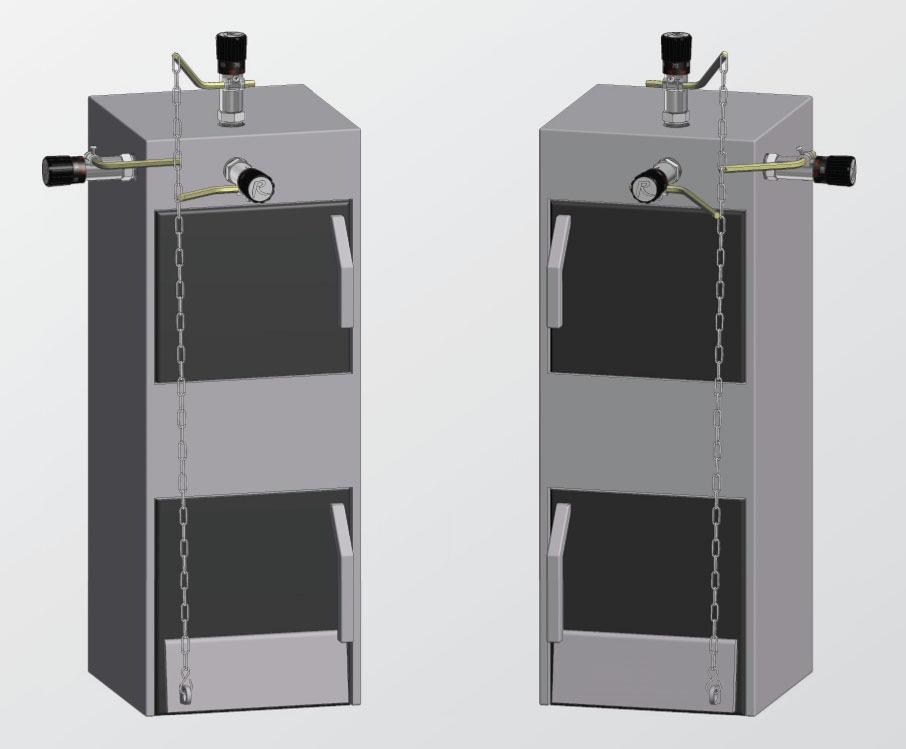 R gulateur de tirage rt4 - Regulateur de tirage ...