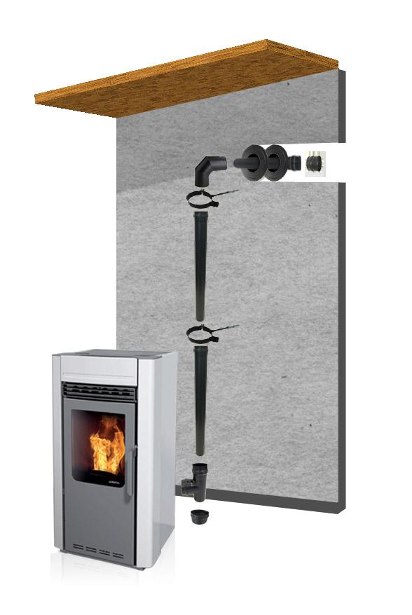 prix d un tubage pour poele a granule id es d coration. Black Bedroom Furniture Sets. Home Design Ideas